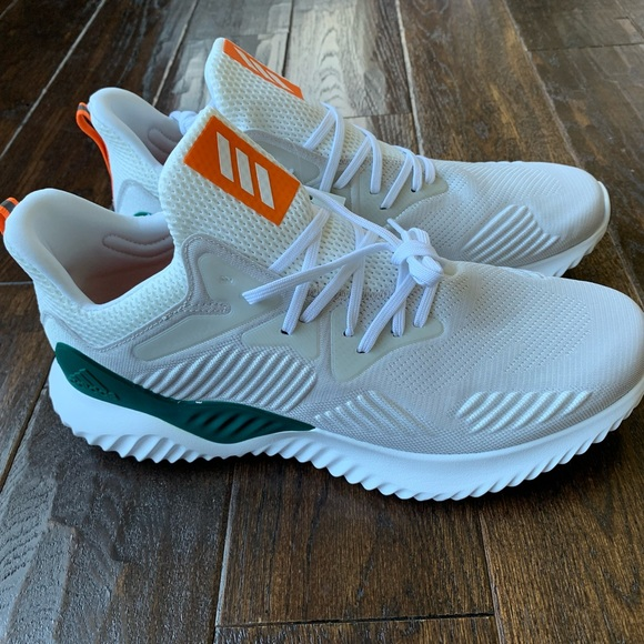 Adidas Alphabounce Beyond Ncaa Miami